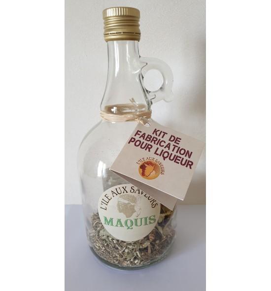 Kit de fabrication pour liqueur - Maquis