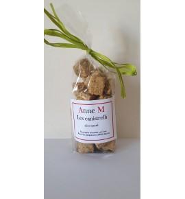 Canistrelli salés - Ail et persil
